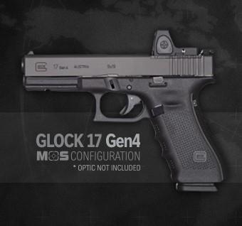 Technet Armory Glock 17 Gen4 Gen4 Mos Optics Ready